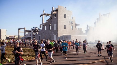 Fight the Undead! Zombie Run returns this October