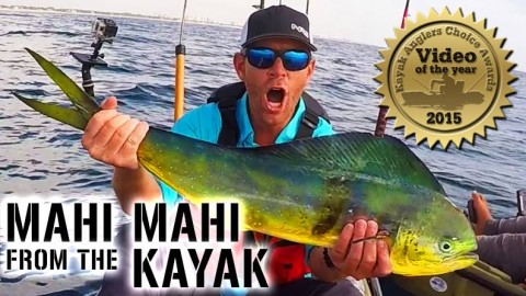 Kayak Fishing : Video of the Year 2015
