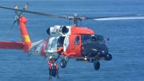 Two Rescued After Boat Sinks 256 Miles off Key West