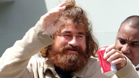 World's Longest-Surviving Castaway Accused of Cannibalism, Sued for $1Million