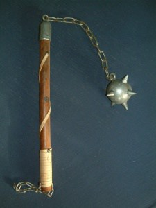 Wikipedia example of a flail
