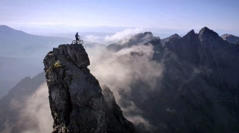 Death Defying Bike Ride Video Nears 40 MILLION Views