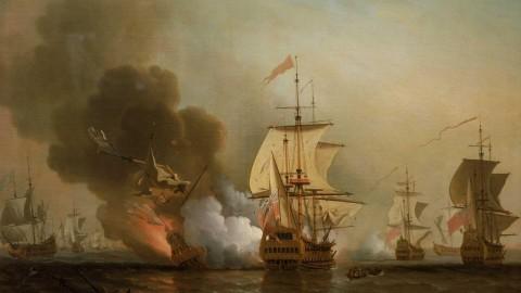 Sunken Ship Believed to Hold $10 Billion in Treasure Found