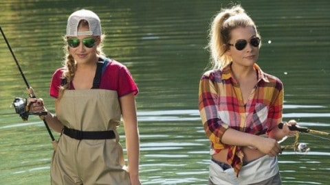 'Shut Up And Fish' Video by Maddie & Tae Inspired by Fishing Trip