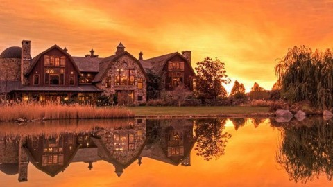 Must See Greatest 'Barn' on Planet Cost $32M to Build, Now Only $19M