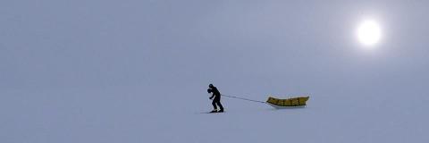 Explorer dies after solo attempt to cross Antarctic