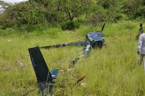 Heroic British Helicopter Pilot Shot Dead By Elephant Poachers