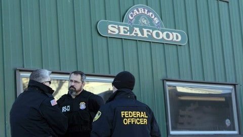 """""""The Codfather"""" Arrested After Investigation"""