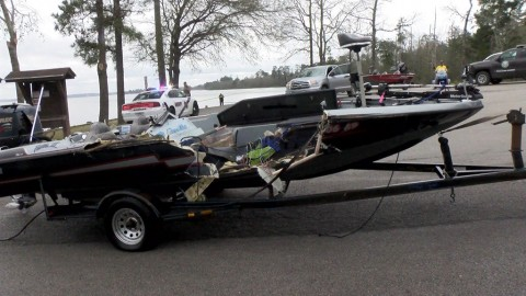 Fishing Tournament Boat Collision Ends in Tragedy