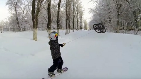 Droneboarding is Here and it's Awesome