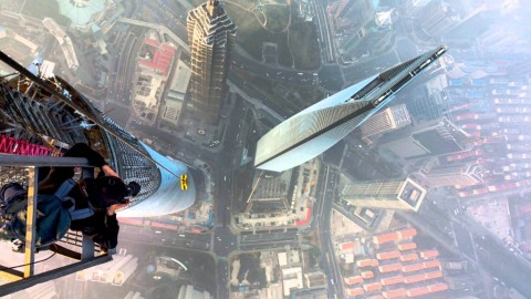 See Why 50-Million People Have Watched The Insanity of Climbing the Second Highest Building on the Planet