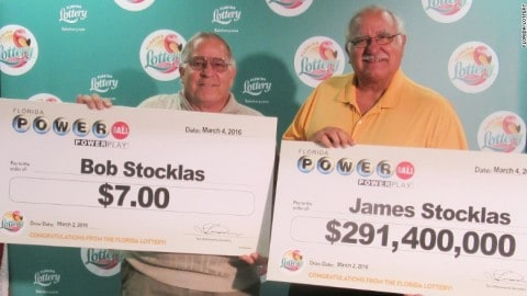 Judge Reels in $291 Million Lotto Win on Fishing Vacation, Brother Wins $7