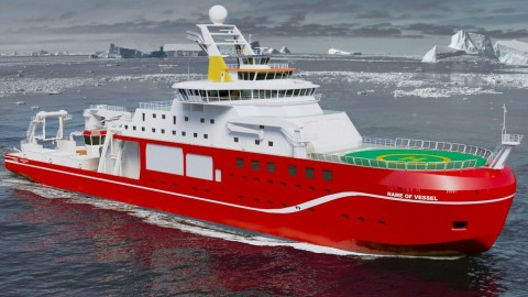 What Happens When the Internet Names a $300 Million Research Vessel? They Call it Boaty McBoatface