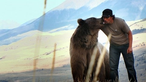 Man Raises Bear Cub – 6 Years and 800 Pounds Later, They're Still Best Friends
