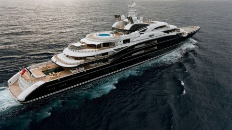 Top 10 Most Expensive Yachts in the World