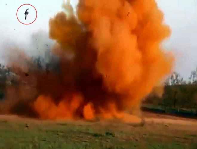 Blowing Up Feral Hogs with Tannerite Makes for Explosive Video - Outdoors360