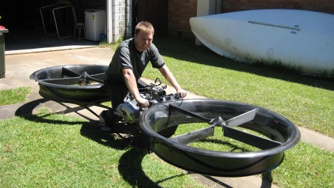 Hoverbike Proves the Future is Now – It Just Needs Funding