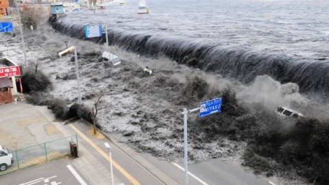 Dramatic Video of Worst Natural Disaster in Living Memory : Tsunami 2004