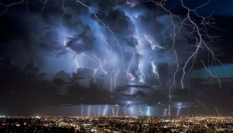 World's Longest Lightning Storm Lasts 160 Days a Year, 10 Hours a Night and Never Ends – Literally