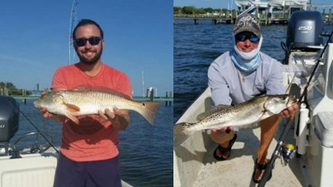 Two Missing Florida Fishermen Found After Running Out of Gas
