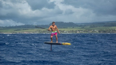 The Stand-Up Paddle Board Game Has Changed With This Incredible Video