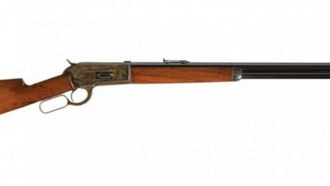 1886 Winchester Rifle Becomes Most Expensive Gun Ever Sold at Auction for $1.26 Million