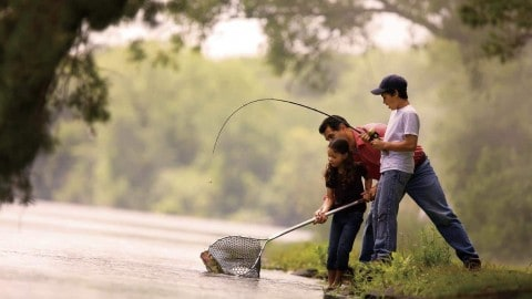 Top 100 Family Fishing & Boating Spots in America for 2016