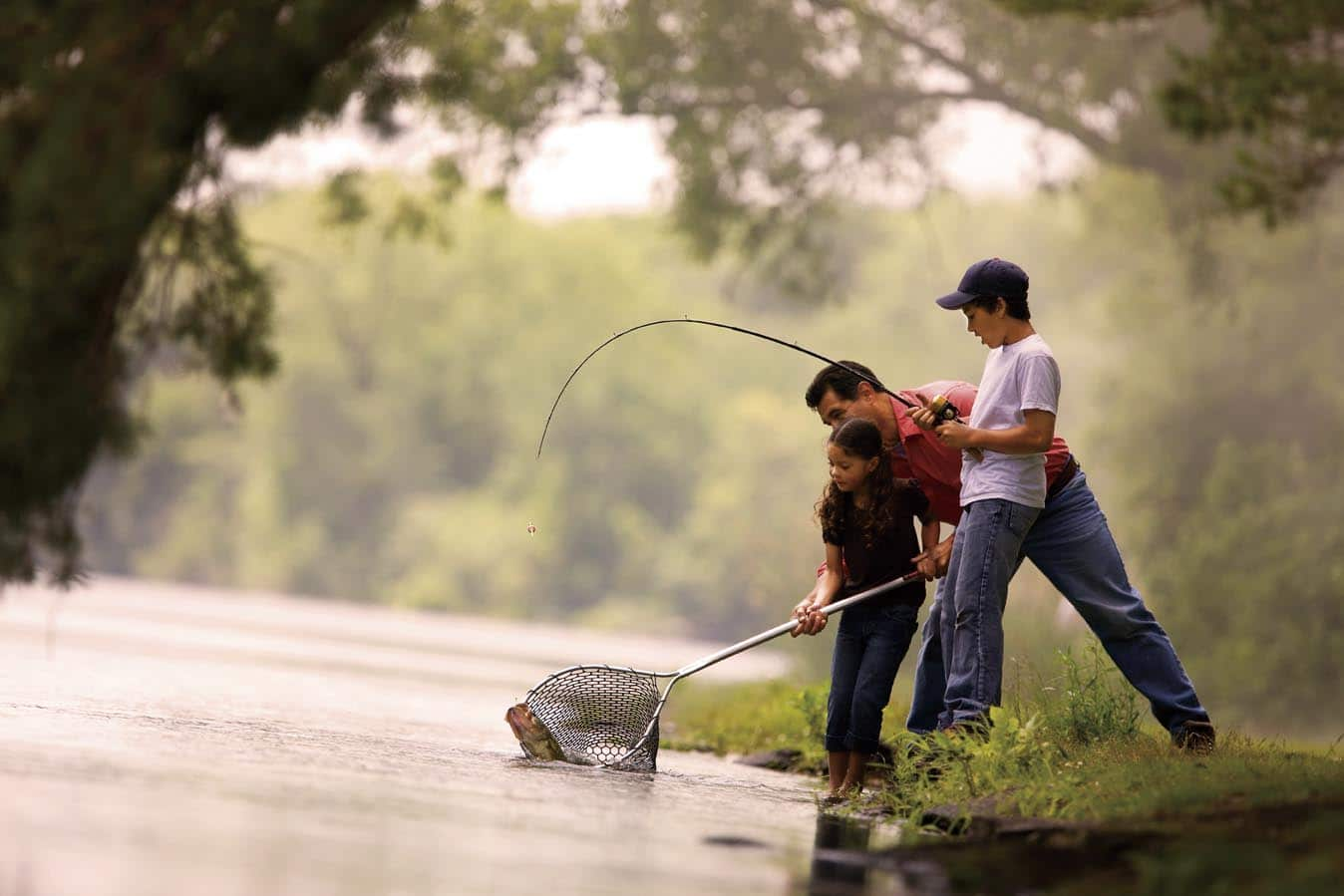 Top 100 family fishing boating spots in america for 2016 for Fishing spots around me