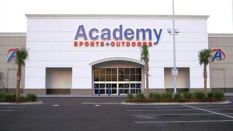 Academy Sports Removing Modern Sporting Rifles from Display