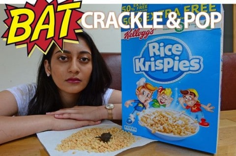 Teenager 'Terrified' After Finding Dead Bat in Her Cereal