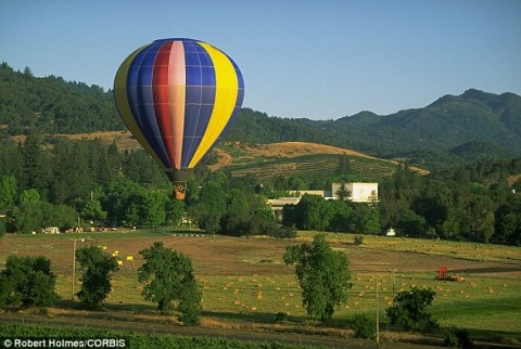 No Survivors in Hot Air Balloon Crash With 16 on Board