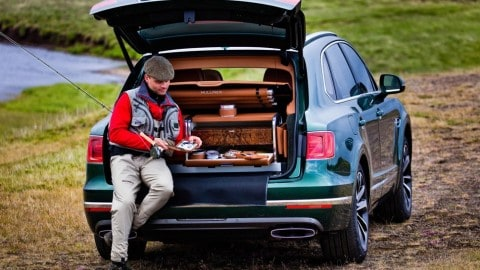 Ultimate Fishing SUV by Bentley Costs a Staggering $300,000