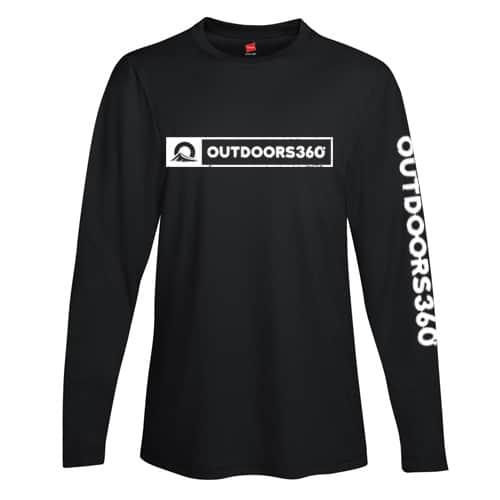 Outdoors360 black shirt