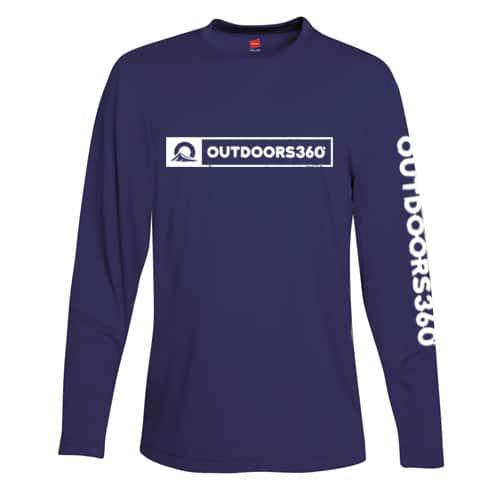 Outdoors360 shirt