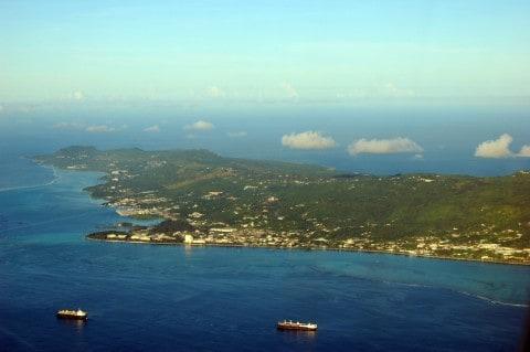 7.7-Magnitude Earthquake Strikes Mariana Islands