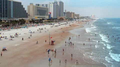 Earthquake Hits Coast of Daytona Beach