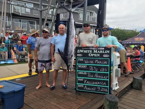 "$2.8 Million Dollar White Marlin ""Caught""; Winners Fail Multiple Polygraph Tests"