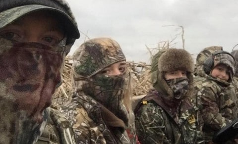 7 Hunters You'll Share a Duck Blind With