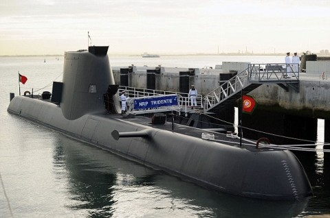 Fishing Boat Snags A 220 Foot Submarine In Its Nets