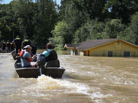 'Cajun Navy' Uses Fishing Boats to Rescue Flood Victims
