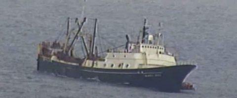 Fishing Boat Sinks; 46 Rescued By Nearby Good Samaritan Vessels