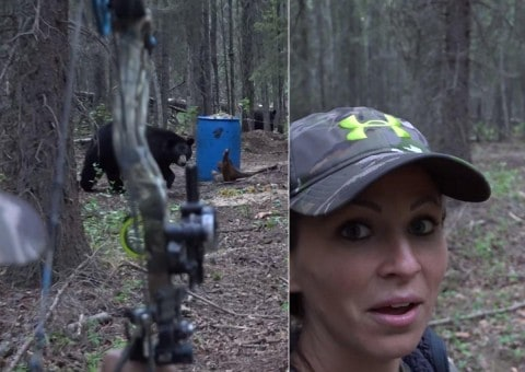 Under Armour Drops Sponsorship of Wife of Hunter Who Killed Bear With Spear