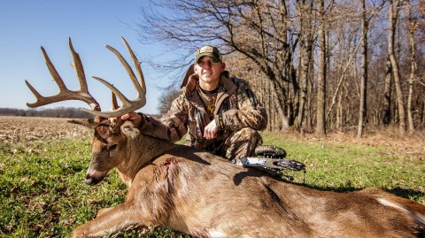 Father Passes On Buck Of A Lifetime So His Son Can Kill It