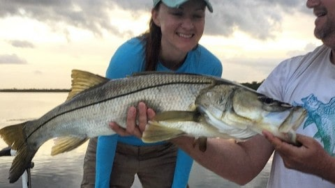 How to Catch More Big Snook