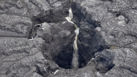 Sinkhole Drains 215 Million Gallons Of Contaminated Water Into Florida Aquifer