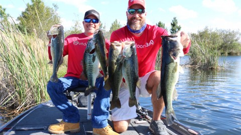 Bienville Plantation is the Disney World of Bass Fishing