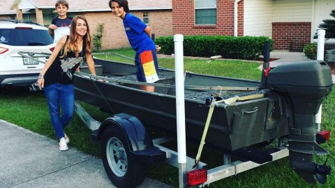 I'll Buy My Own Dang Boat