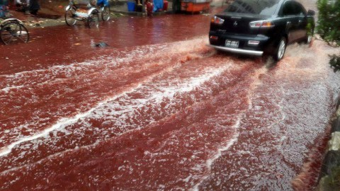 There Will Be Blood: Why The Streets Of This Town Turned Into Rivers Of Blood