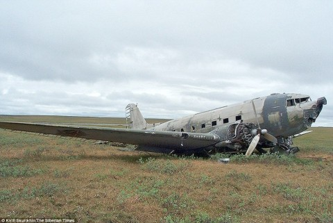 1947 Douglas C-47 Wreckage Recovered Almost 70-years Later