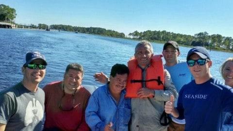 Fishermen Miraculously Find 4 Men Floating With Cooler 23 Miles Off Florida Coast